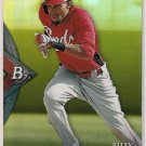 2014 Bowman Platinum Gold Billy Hamilton Rookie