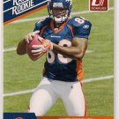 2010 Donruss Rated Rookie Demaryius Thomas