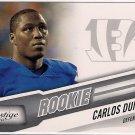 2010 Prestige Carlos Dunlop Rookie