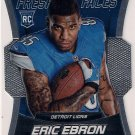 2014 Panini prizm Fresh Faces Eric Ebron Rookie