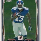 2014 Topps Chrome Odell Beckham Jr. Rookie