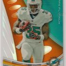 2013 Topps Platinum Orange Refractor Mike Gillislee Rookie