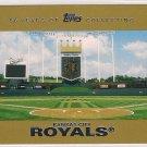2007 Topps Gold Kansas City Royals 0155/2007