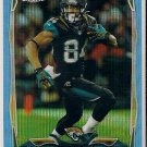 2014 Topps Chrome Blue Wave Refractor Cecil Shorts