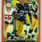 2014 Topps Chrome Orange Refractor Eddie Lacy