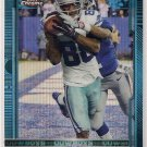 2015 Topps Chrome Blue Wave Refractor Dez Bryant