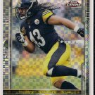 2015 Topps Chrome Xfractor Troy Polamalu