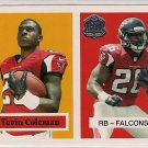 2015 Topps 60th Anniversary Throwback Tevin Coleman Rookie