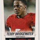2014 Score Teddy Bridgewater Rookie