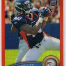 2011 Topps Chrome Orange Refractor Von Miller Rookie