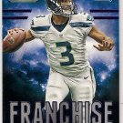 2014 Score Franchise Blue Russell Wilson