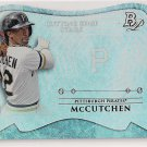 2014 Bowman Platinum Cutting Edge Stars Andrew McCutchen