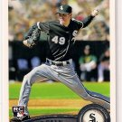 2011 Topps Chris Sale Rookie