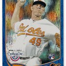 2013 Topps Opening Day Blue Dylan Bundy Rookie 0270/2013