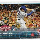 2015 Topps Update All-Star Game Kris Bryant Rookie