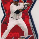 2009 Upper Deck X Die Cut David Ortiz