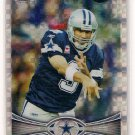 2012 Topps Chrome Xfractor Tony Romo