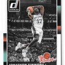 2015-16 Donruss The Rookies Jonathon Simmons