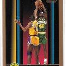 1990 Skybox Shawn Kemp Rookie
