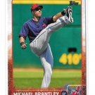 2015 Topps Photo Variation Michael Brantley