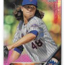 2016 Topps Chrome Pink Refractor Jacob DeGrom