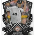 2013 Topps Cut to the Chase Chris Sale