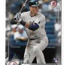 2017 Bowman Aaron Judge Rookie