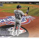 2016 Stadium Club Trevor Story Rookie