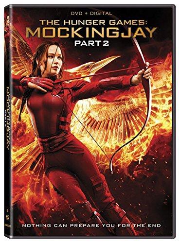 The Hunger Games: Mockingjay Part 2 [DVD + Digital]