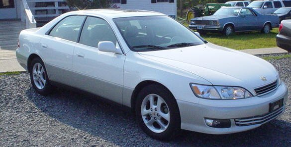 2001 Lexus ES300 Platinum Edition