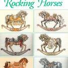 Cross Stitch Pattern Rocking Horses Designs Wentzler Needlecrafts