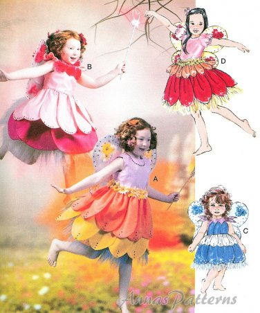 Fairy Flower Fairies | Sewing Craft Warehouse