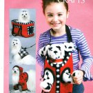 Pet Carrier Dog Clothing Sewing Pattern Harness Tote Jacket Hoodie Easy 6621