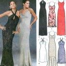 Spaghetti Strap Dress Sewing Pattern Formal Evening Halter 12-18 5093