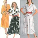 Evan Picone Vintage Sewing Pattern Shirt Skirt Loose Button Blouse Classic Tailored 8 10 12 3738