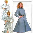 Western Dress Sewing Pattern Cowgirl Square Dance Full Skirt Yoke Vintage David Warren 14-18 4917