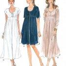 Easy Vogue Maternity Dress Sewing Pattern Short Long Sleeve Above Below Knee 12 14 16 9265