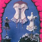 Corset Lingerie Holder Sewing Pattern Victorian Pin Cushion Dress Form Jewelry Holder Kalico Kastle