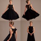 Vogue Dress Sewing Pattern 6-12 Sleeveless Full Skirt Party Evening Prom Formal Bow 1102