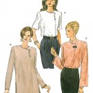 Vogue Easy Tunic Top Sewing Pattern 12-16 Long Short Sleeve Kimono Fashion Blouse 9040