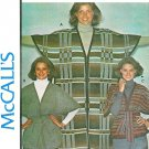 Poncho Sewing Pattern 10/12 Easy Two Lengths Vintage Hippie Blanket Jacket Belt Frog Closure 5302