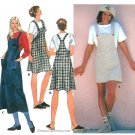 Easy Jumper Dress Sewing Pattern 4-8 Overall 3 Lengths Pullover Top 9503