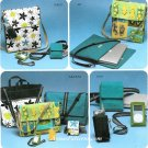 Cross Body Handbag Sewing Pattern Messenger Laptop Bag Tote Briefcase Cell Phone Wallet 4391
