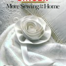 Singer More Sewing For the Home Reference Book How To Tips 1987