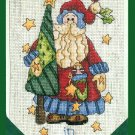 Dimensions Cross Stitch Kit Santa Christmas Banner We Believe