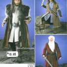 Lord of The Rings Costume Sewing Pattern XS XL Pirate Knight Hobbit 1552