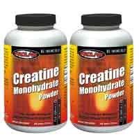 CREATINE 300gms + 300 gms