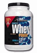 ISS COMPLETE WHEY 2Lbs