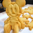 3D Mickey Mouse Cookie Cutter