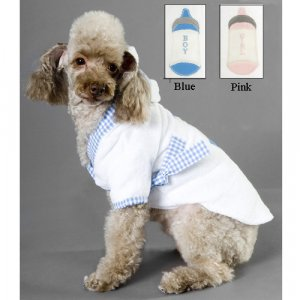 Pampered Pet Robe X-Small